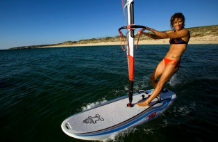 windsurfing rent Croatia