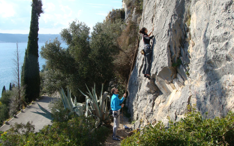 Rock climbing tours Split Croatia
