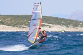funboard equipment windsurfing rent Croatia