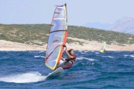 funboard equipment windsurfing rent Croatia