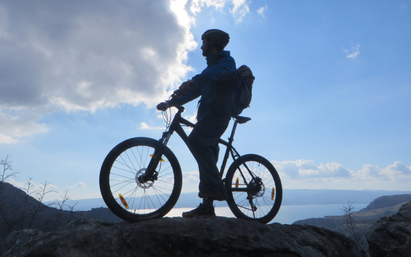 Self guided bike tour Croatia