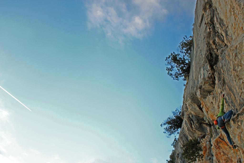 Rock Climbing Tours In Split Red Adventures Croatia