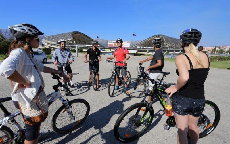 Split bike tour - Cycling in Split with Red Adventures Croatia