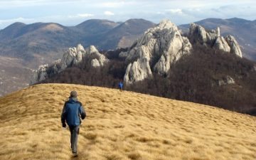 Hiking in Croatia- Velebit mountain