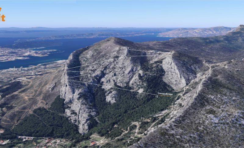 A stunning Kozjak mountain