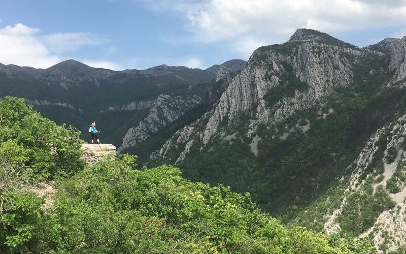 Hiking in Bosnian and Croatian mountains - guided tour