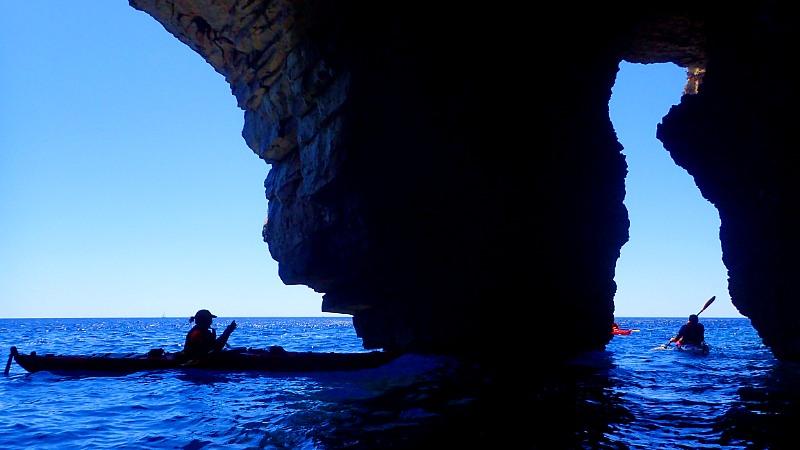 Great kayaking areas